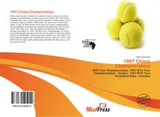 Bookcover of 1997 Chase Championships