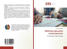 Bookcover of Méthode éducative contemporaine
