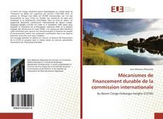 Mécanismes de financement durable de la commission internationale kitap kapağı