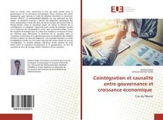 Bookcover of Cointégration et causalité entre gouvernance et croissance économique