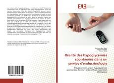 Bookcover of Réalité des hypoglycémies spontanées dans un service d'endocrinologie