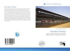 Jean-Karl Vernay kitap kapağı