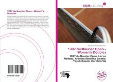 Bookcover of 1997 du Maurier Open – Women's Doubles