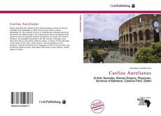 Borítókép a  Caelius Aurelianus - hoz