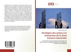 Bookcover of Stratégies des acteurs en entreprises de la Zone franche industrielle