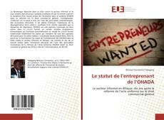 Bookcover of Le statut de l'entreprenant de l'OHADA