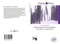 Buchcover von Barringtonia Acutangula
