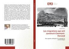 Borítókép a  Les migrations qui ont construit Clermont-Ferrand - hoz
