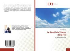 Buchcover von Le Réveil du Temps de la Fin