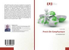 Обложка Precis De Geophysique