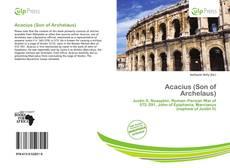 Обложка Acacius (Son of Archelaus)
