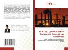 Обложка IEC 61850 Communication horizontale Goose et vue d'ensemble