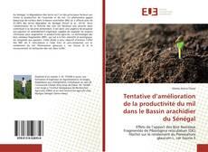 Borítókép a  Tentative d'amélioration de la productivité du mil dans le Bassin arachidier du Sénégal - hoz