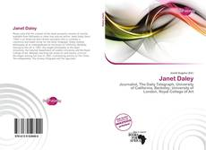 Bookcover of Janet Daley