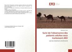 Bookcover of Suivi de l'observance des patients adultes sous traitement ARV