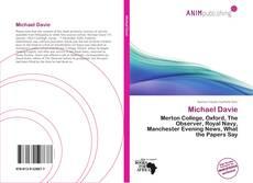 Buchcover von Michael Davie