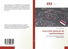 Capa do livro de Cours bien élaborés de mathématiques