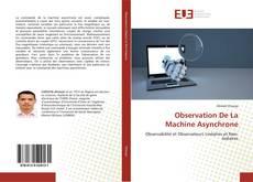 Portada del libro de Observation De La Machine Asynchrone