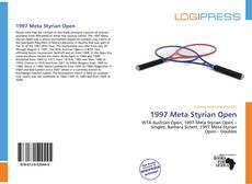 Buchcover von 1997 Meta Styrian Open