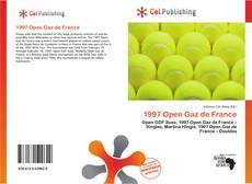 1997 Open Gaz de France kitap kapağı