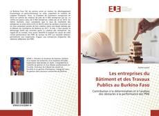 Portada del libro de Les entreprises du Bâtiment et des Travaux Publics au Burkina Faso