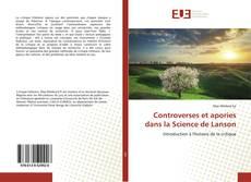 Borítókép a  Controverses et apories dans la Science de Lanson - hoz
