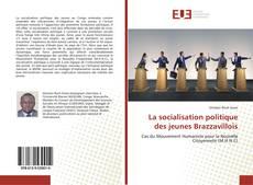Buchcover von La socialisation politique des jeunes Brazzavillois