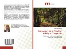 Bookcover of Éclatement de la Fonction Publique Congolaise