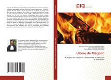 Bookcover of Ulcère de Marjolin