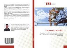 Buchcover von Les essais de puits