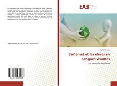 Portada del libro de L'internet et les élèves en langues vivantes