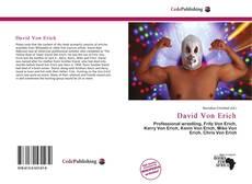 Bookcover of David Von Erich