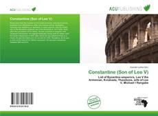 Couverture de Constantine (Son of Leo V)