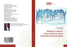 Обложка Médecine Interne:Soins Infirmiers de la Polyarthrite Rhumatoïde