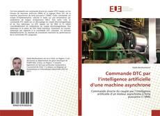 Bookcover of Commande DTC par l'intelligence artificielle d'une machine asynchrone