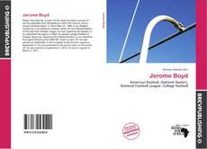 Jerome Boyd kitap kapağı