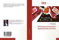 Capa do livro de Bioclinique GraduationHypothyroïdie primaire