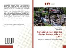 Bookcover of Bacteriologie des Eaux des rivières deversant dans le lac Kivu