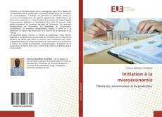 Bookcover of Initiation à la microéconomie