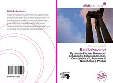 Bookcover of Basil Lekapenos