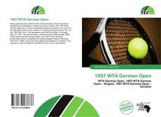 Bookcover of 1997 WTA German Open