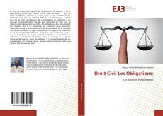Capa do livro de Droit Civil Les Obligations: