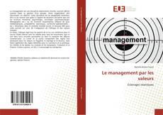 Buchcover von Le management par les valeurs