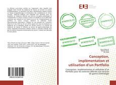 Conception, implémentation et utilisation d'un Portfolio的封面