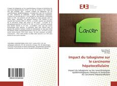 Обложка Impact du tabagisme sur le carcinome hépatocellulaire