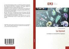 Bookcover of Le lixiviat