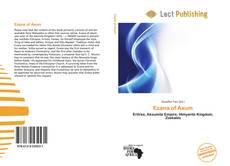 Bookcover of Ezana of Axum