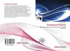 Couverture de Fréquence Plasma