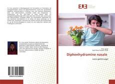 Couverture de Diphenhydramine nasale