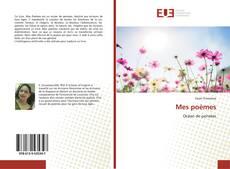 Capa do livro de Mes poèmes